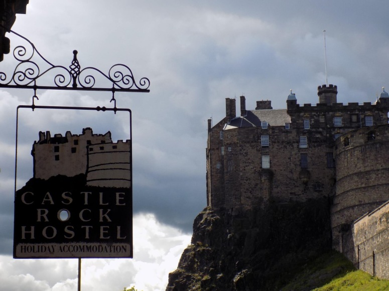 Castle Rock Hostel in Edinburgh