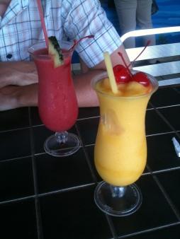 Fruity Drinks in Puerto Rico