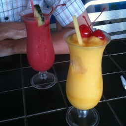 Fruity Drinks in Puerto Rico