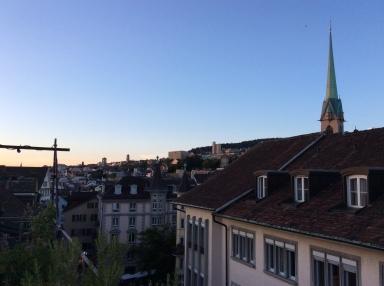 Hostel in Zurich