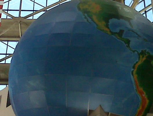 cnn globe