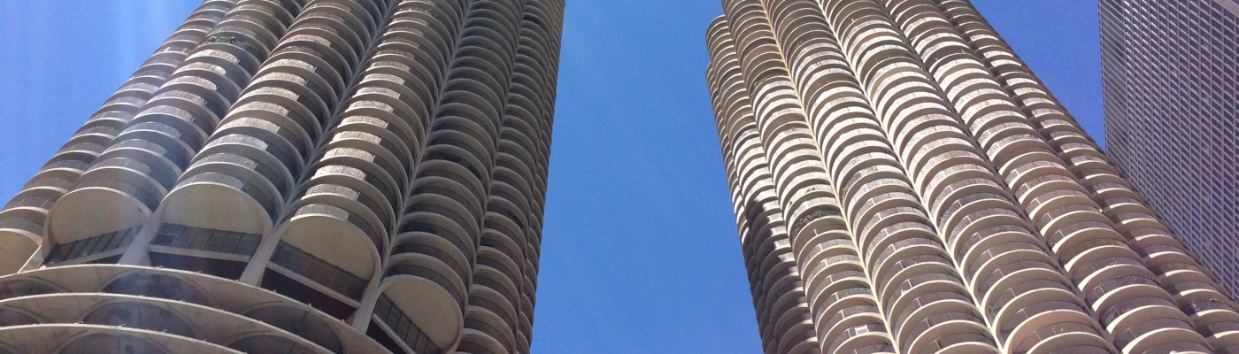 Marina City, Downtown Chicago