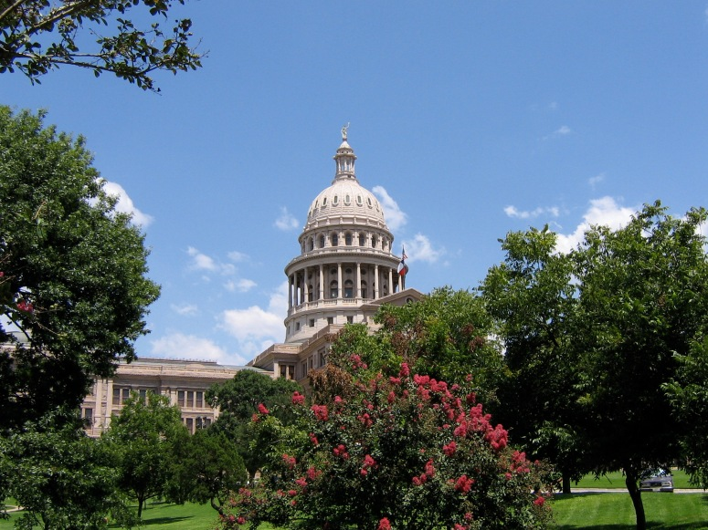 capitol building in Austin, Texas