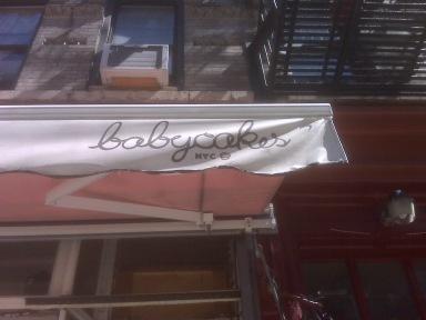 babycakes sign