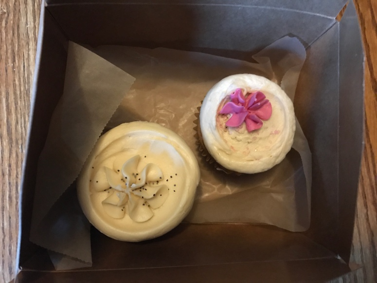Bloom Bakeshop Cupcakes