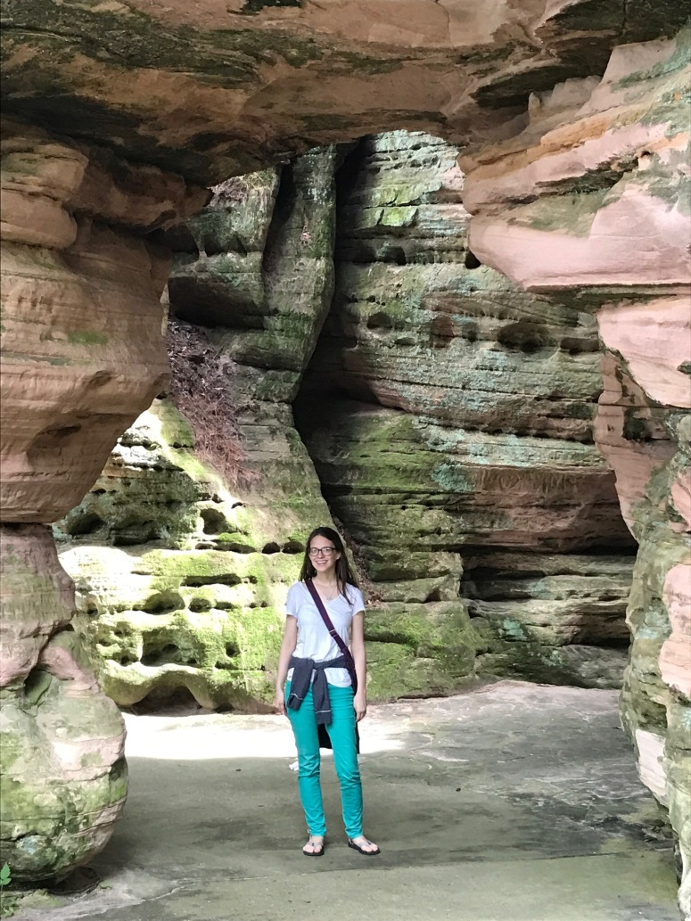 Witch's Gulch in the Wisconsin Dells