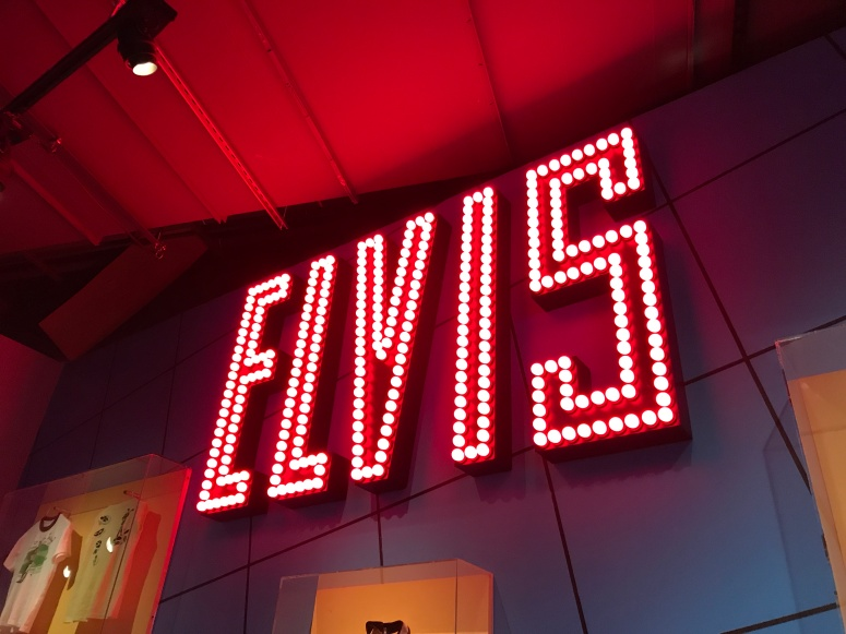 The Elvis Section