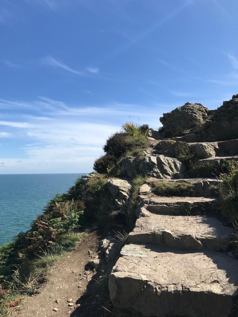 Howth Coastal Cliffs