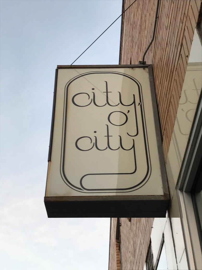 City O' City Vegan Restaurant in Denver
