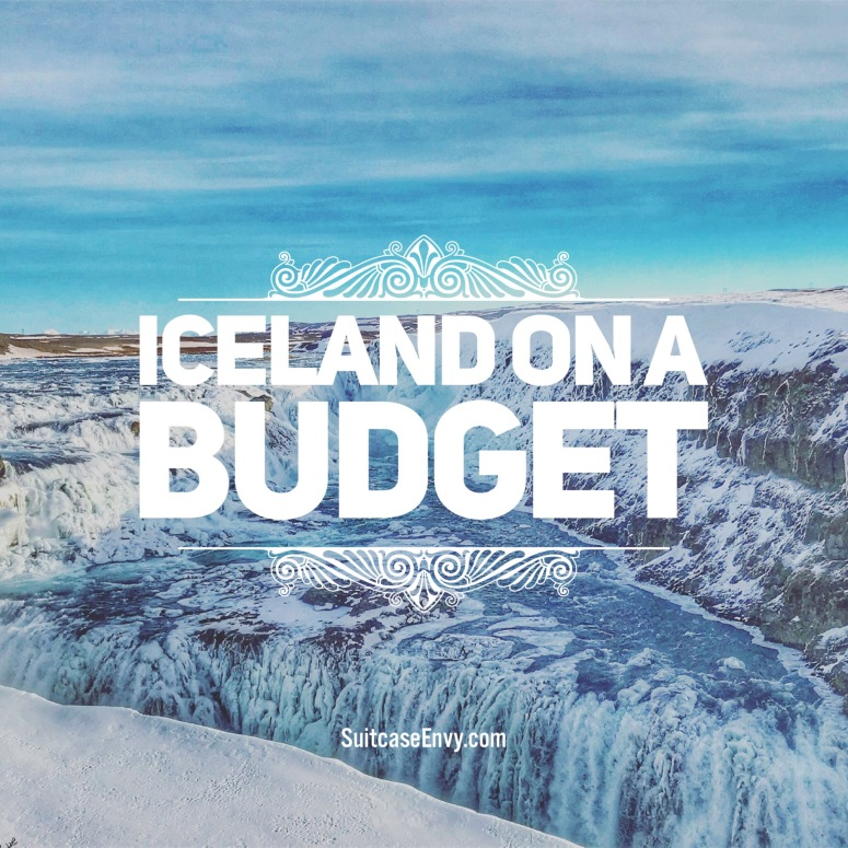 Iceland on a Budget Blog Post