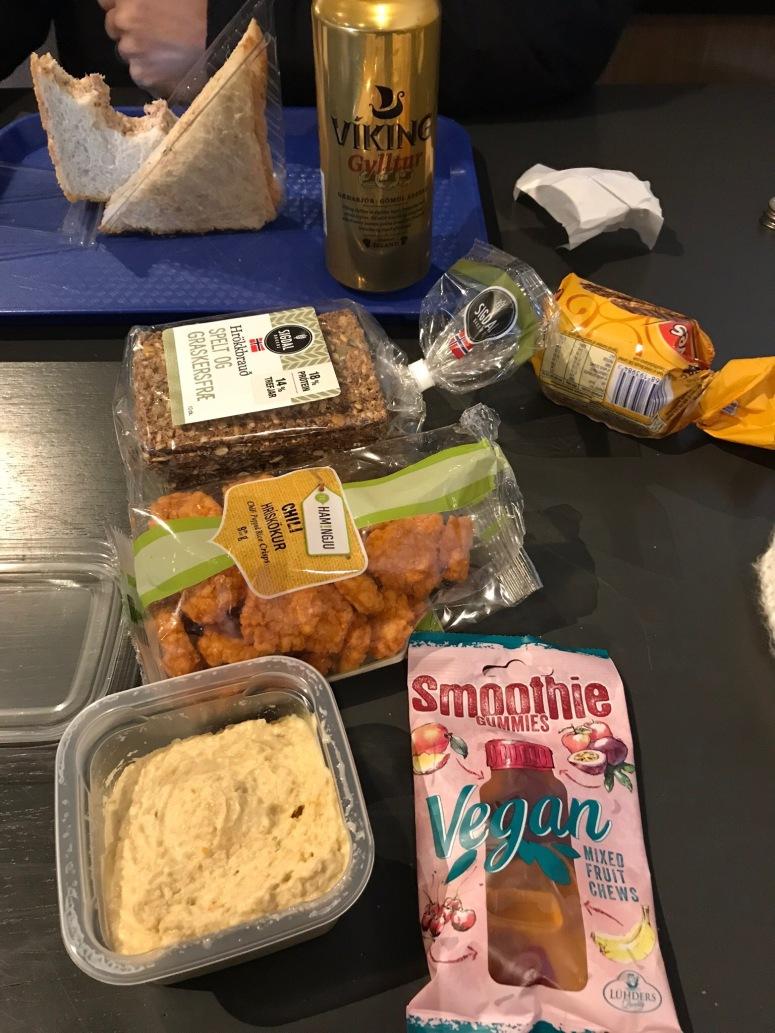 Snacks from Bonus