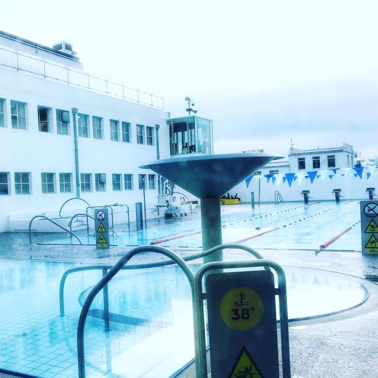 Sundholl in Reykjavik