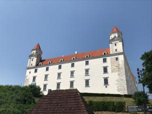 Bratislava Castle 1
