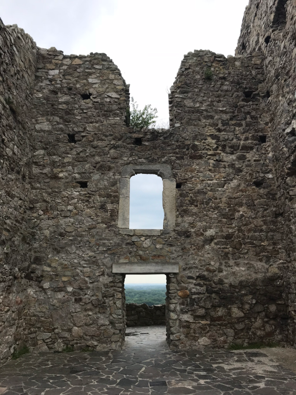 Devin Castle Windows