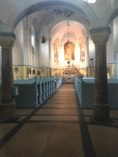 The Blue Church 2