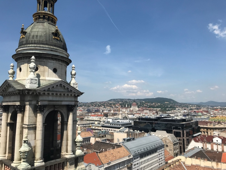 The View from St. Stephen's Basilica