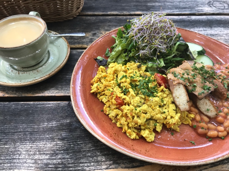 Vegan Brunch in Munich