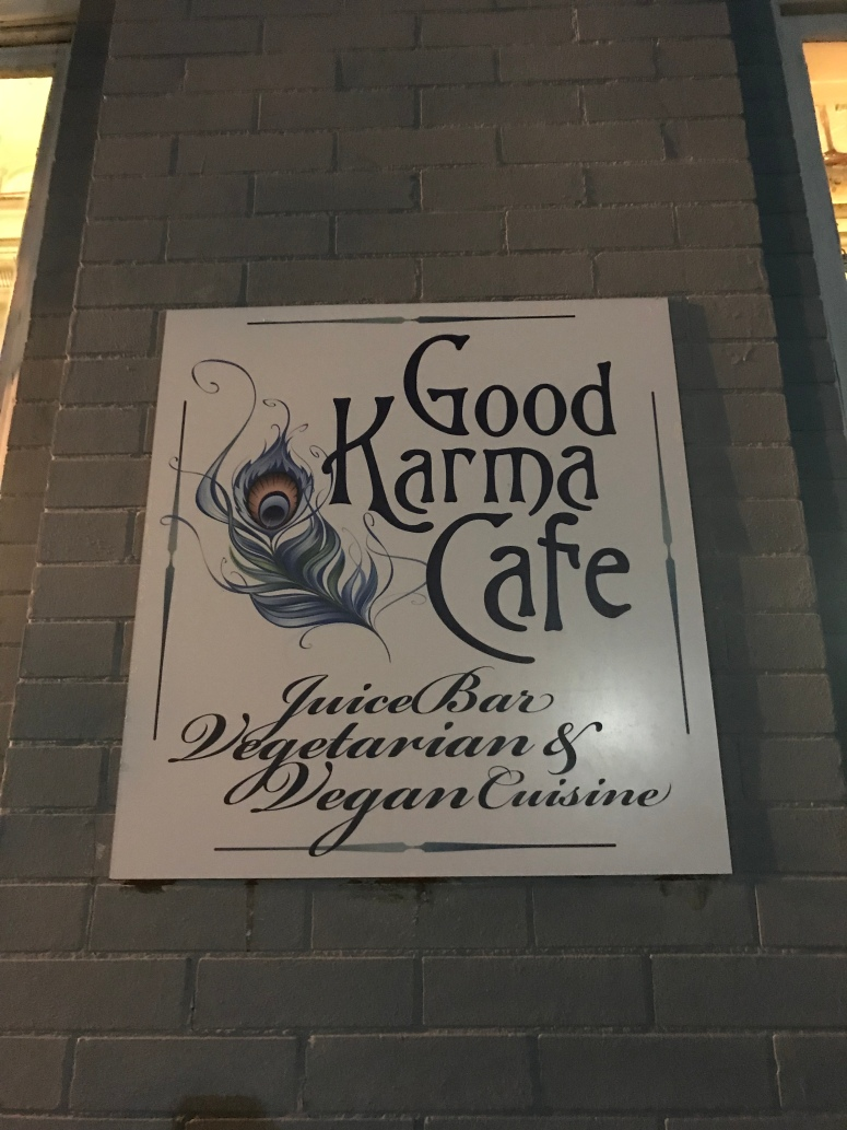 Good Karma Cafe in New Orleans