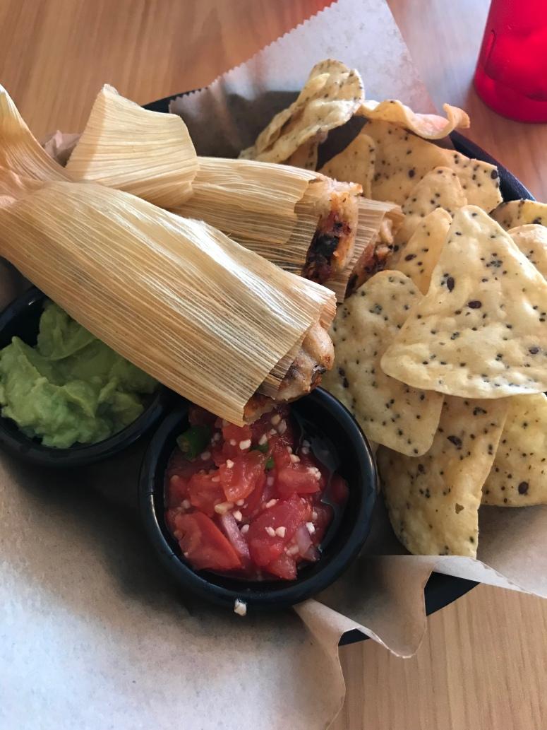 Vegan Portobello Tamales!